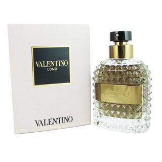 Valentino Uomo Men's 3.4-ounce Eau de Toilette Spray