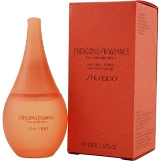 Shiseido Women's 1.6-ounce Energizing Eau Aromatique Eau de Parfum Spray
