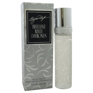 Elizabeth Taylor White Diamonds Brilliant Women's 3.3-ounce Eau de Toilette Spray