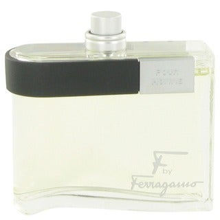 Salvatore Ferragamo F Men's 3.4-ounce Eau de Toilette Spray (Tester)