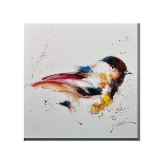 Porthos Home Bird Canvas Print Wall Art