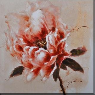 Porthos Home Flower Canvas Print Wall Art