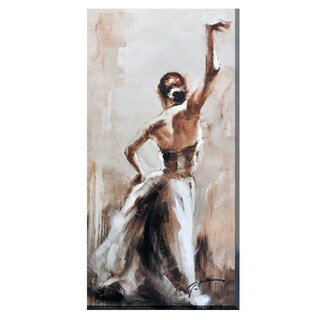 Porthos Home Dance Partner Canvas Print Wall Art