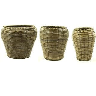 Grass Vase (Set of 3)