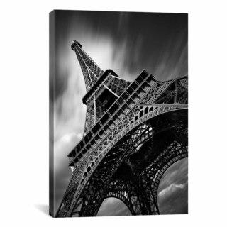 iCanvas Moises Levy Eiffel Tower Study II Canvas Print Wall Art