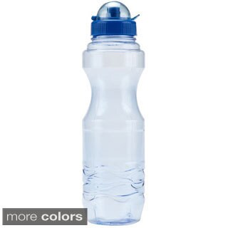 H8O 34-ounce BPA-free Sports Water Bottle