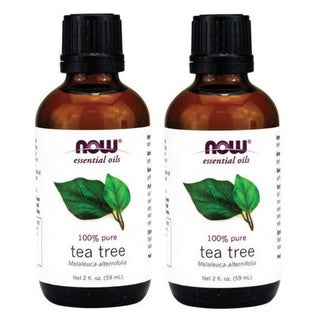 Link to Now Foods 2-ounce Tea Tree Essential Oil (Pack of 2) Similar Items in Aromatherapy & Massage