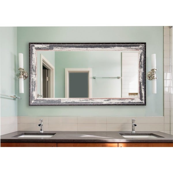 American Made Rustic Seaside Extra Large Wall Vanity Mirror