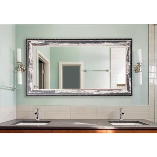 American Made Rayne Rustic Seaside Extra Large Wall/ Vanity Mirror