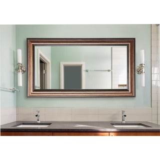 American Made Rayne Extra Large Canyon Bronze Wall Mirror