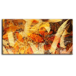 Link to Ready2HangArt 'Painted Petals LXV' Floral Canvas Wall Art Similar Items in Canvas Art