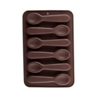 Silicone Spoon Mold/tray (Pack of 2)