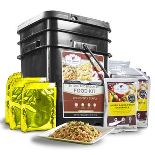 Wise Food Breakfast Entree GrabGo Gluten Free Kit