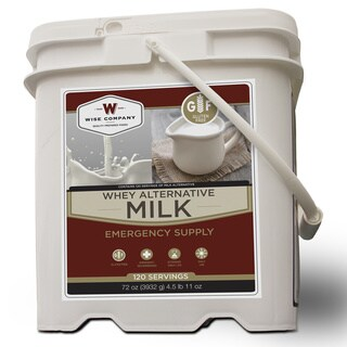 Wise Foods Emergency Supply Milk Bucket