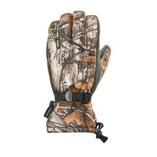 Seirus Men's Realtree Xtra HWS Heatwave Accel Camo Glove