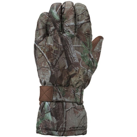 Seirus Men's Realtree Xtra HWS Mountain Challenger Glove