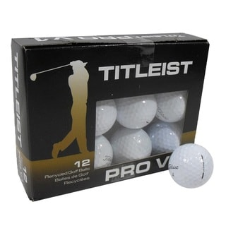 Nitro Golf Titleist ProV1 Recycled A 12-pack Golf Balls