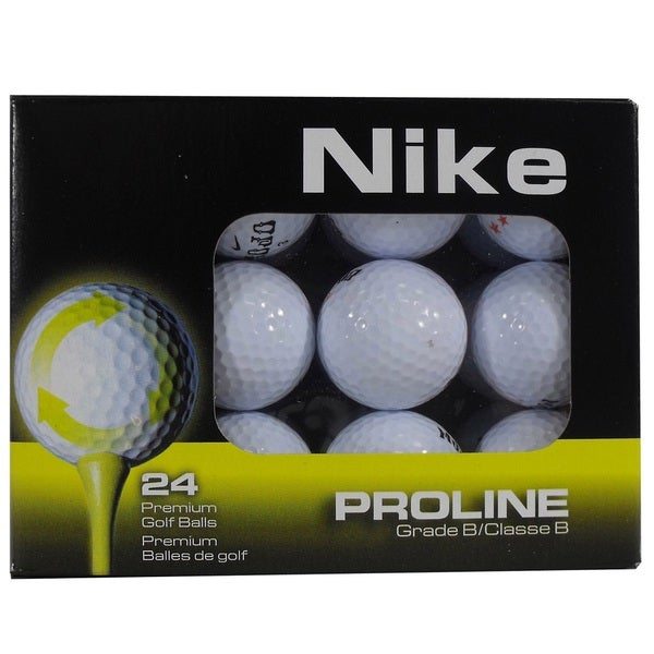Nitro Golf Nike Tour 2 Pro-Line 24-pack Golf Balls