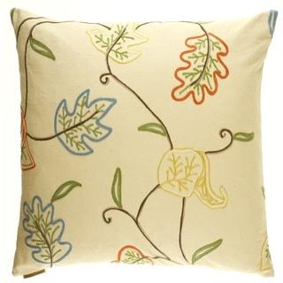 Channai Decorative 24-inch Throw Pillow
