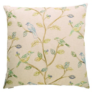 Audubon Decorative 24-inch Throw Pillow
