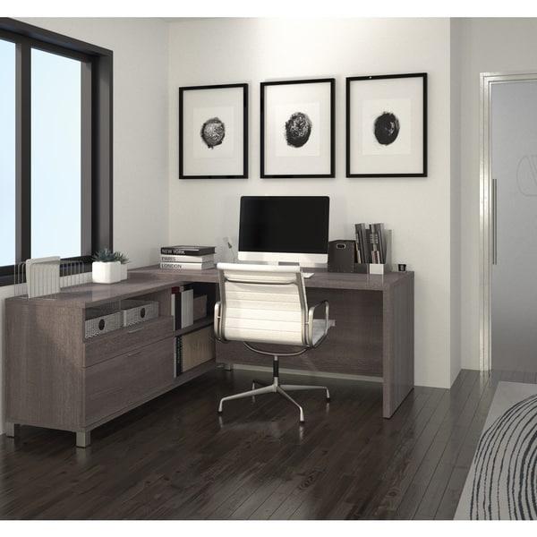 Bestar Pro Linea L Desk