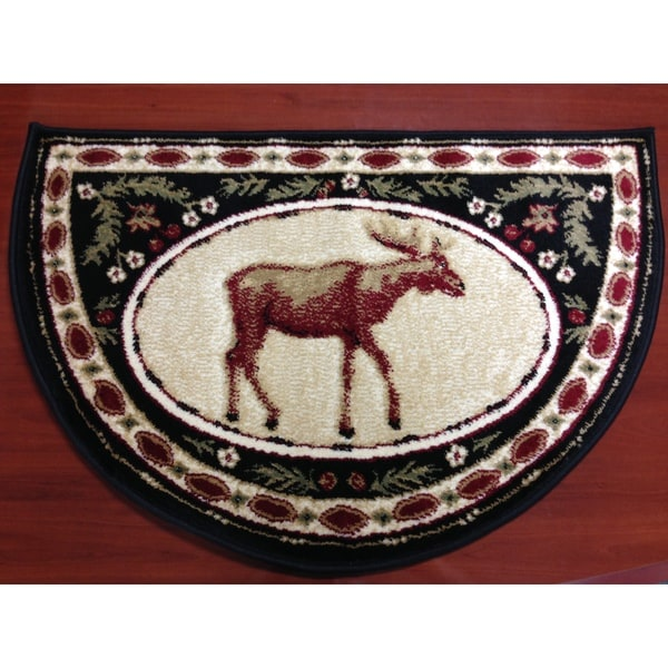 Moose Animal Red Beige Hearth Rug 22 x 32 Free  : Moose Animal Red Beige Hearth Rug 22 x 32 1704eadf 07c5 4ed1 86f2 5ebe41a87b9f600 from www.overstock.com size 600 x 600 jpeg 73kB