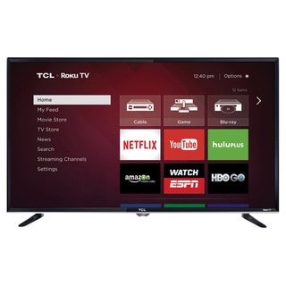 "TCL 40FS3800 40"" 1080p LED-LCD TV - 16:9 - 120 Hz"