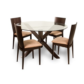 Milan 5-piece Dining Set