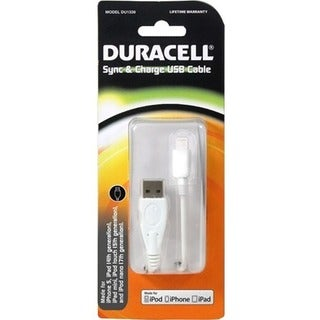 Duracell USB/Proprietary Data Transfer Cable