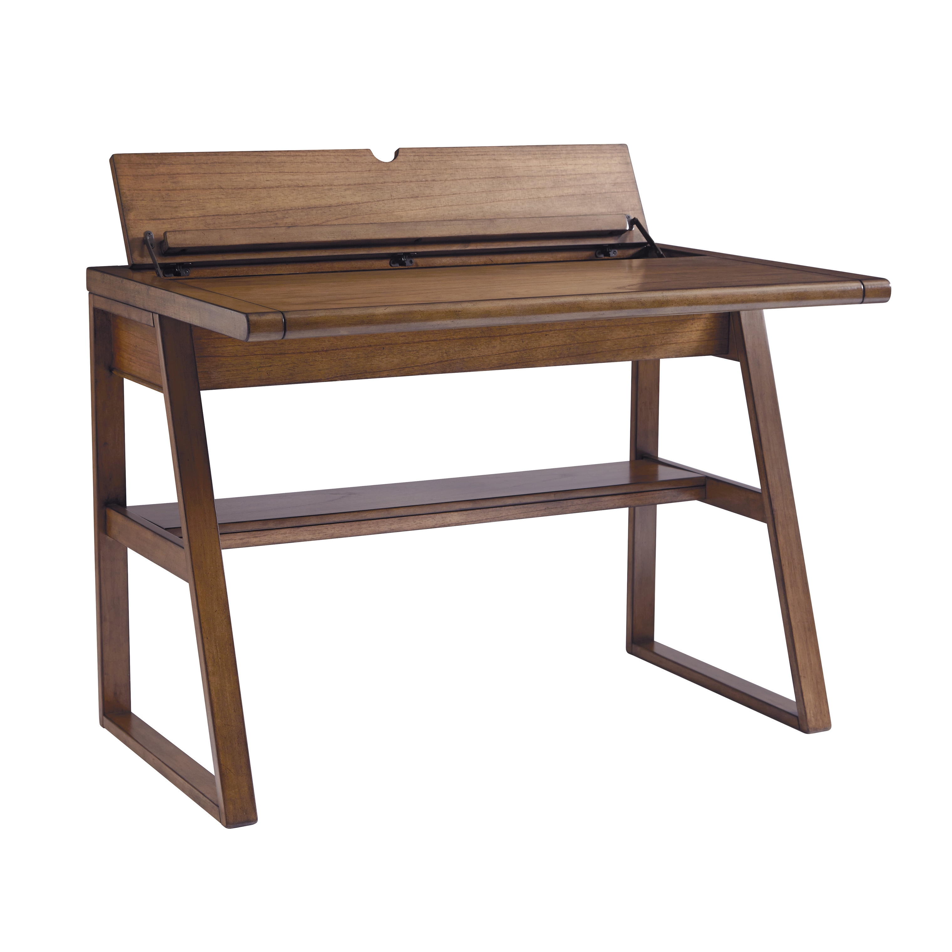 Ashley Birnalla Brown Office Desk (Desk)