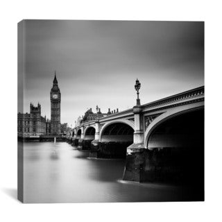 iCanvas Nina Papiorek London Westminster Canvas Print Wall Art