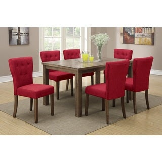 Rouge Wideback Dining Chairs (Set of 6)