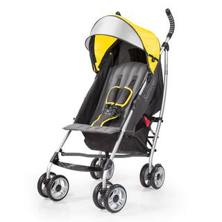 Summer Infant 3D Lite Convenience Stroller in Citrus|https://ak1.ostkcdn.com/images/products/10069347/P17213636.jpg?impolicy=medium
