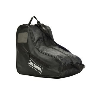 EPIC Black Quad Roller Derby Speed Skate Bag