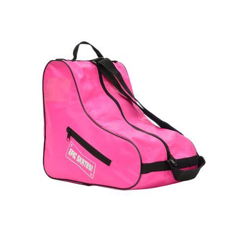 EPIC Pink Quad Roller Derby Speed Skate Bag