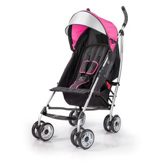 Summer Infant 3D Lite Convenience Stroller in Hibiscus Pink|https://ak1.ostkcdn.com/images/products/10069396/P17213654.jpg?impolicy=medium