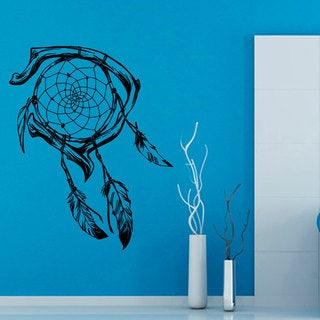 Abstract Dreamcatcher Sticker Vinyl Wall Art