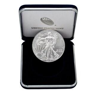 US Treasury 1-ounce Silver American Eagle Coin