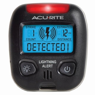 Link to AcuRite Port Lightning Detector Similar Items in Outdoor Gadgets & Electronics