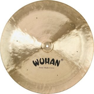 Wuhan 14-inch Lion China Cymbal