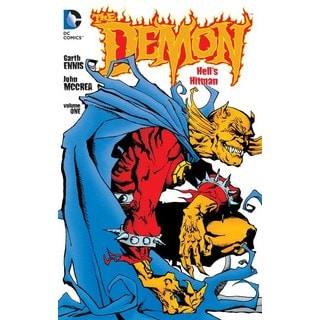 The Demon: Hell's Hitman (Paperback)