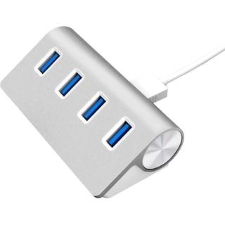 Sabrent 4 Port Aluminum USB 3.0 Hub