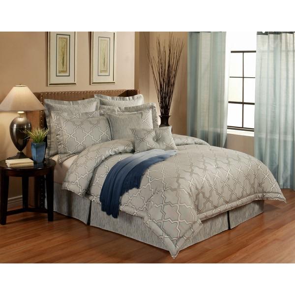 Austin Horn En' Vogue Glamour Spa 6-piece Luxury Comforter Set