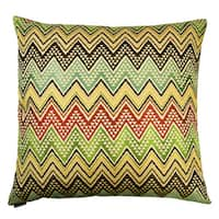 Cantina Decorative Feather and Down Filled 24-inch Throw Pillow