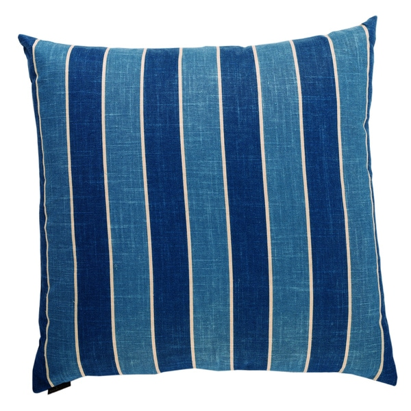 Domain Feather Filled Decorative Pillow : Sunda Stripe Decorative Feather and Down Filled 24-inch Throw Pillow - Free Shipping Today ...