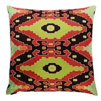 Salvador Decorative Feather and Down Filled 24-inch Throw Pillow