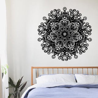 Mandala Vinyl Wall Art