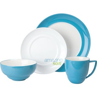 Waechtersbach Uno Azur 'Amazing Son' 4-Piece Place Setting