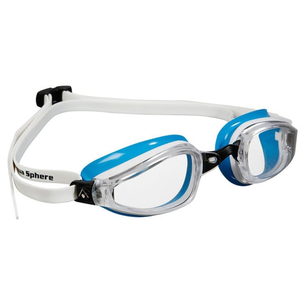 K180LadyGoggle ClearLens Wh Bl