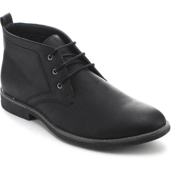 Arider COOPER-03 Men's High-top Lace-up Chukka Ankle Boots - Free ...